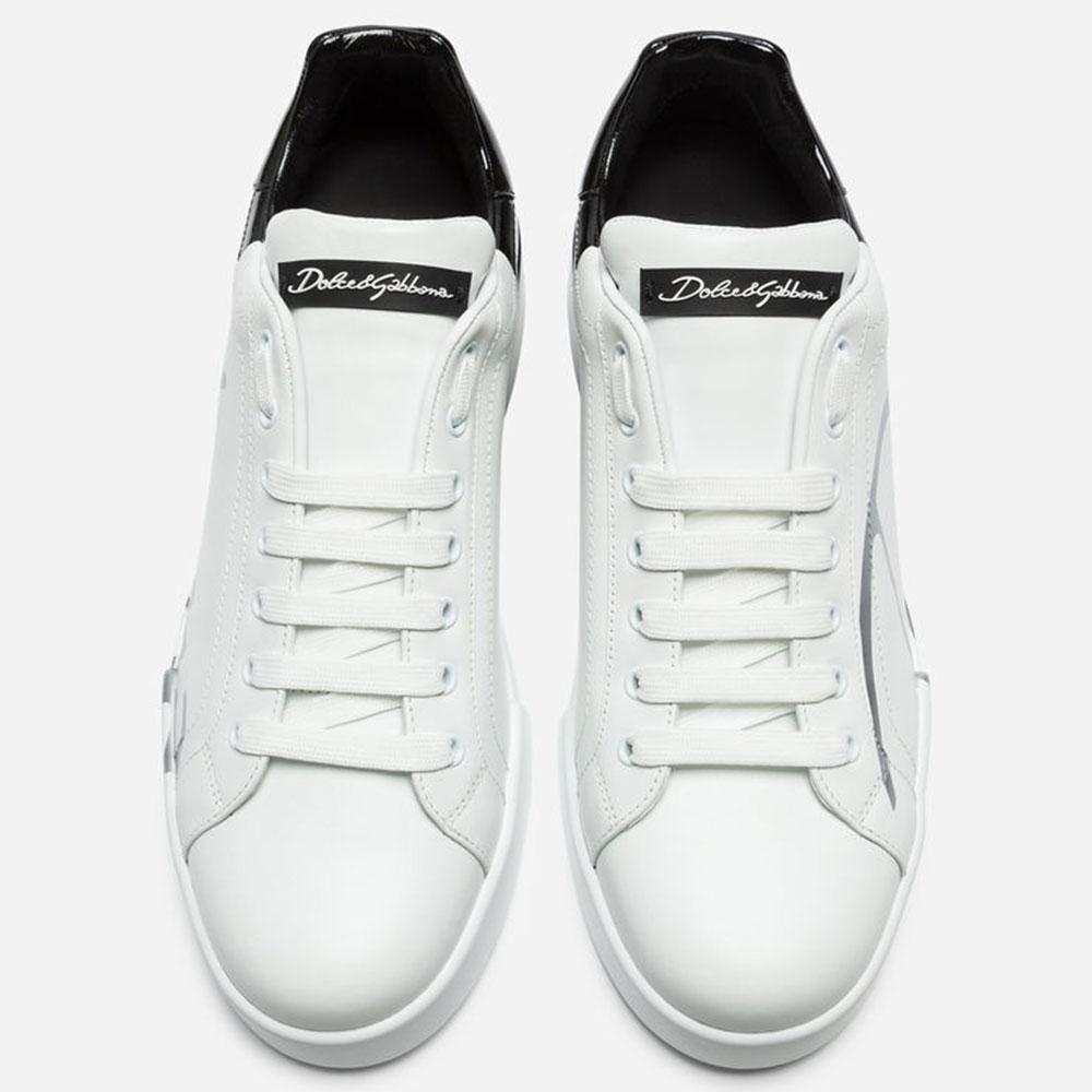 Dolce Gabbana Sneakers Ayakkabı Beyaz - 51 #Dolce Gabbana #DolceGabbanaSneakers #Ayakkabı - 4