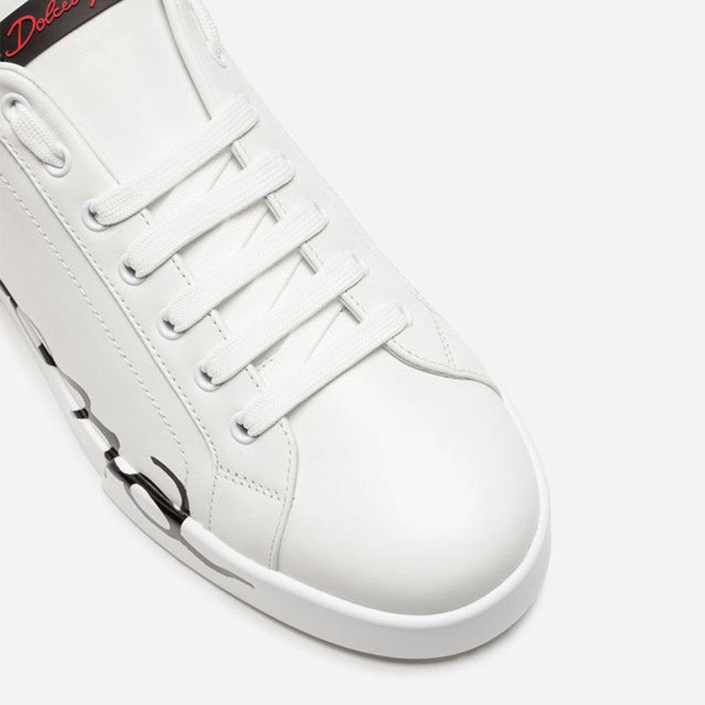 Dolce Gabbana Sneakers Ayakkabı Beyaz - 52 #Dolce Gabbana #DolceGabbanaSneakers #Ayakkabı - 2
