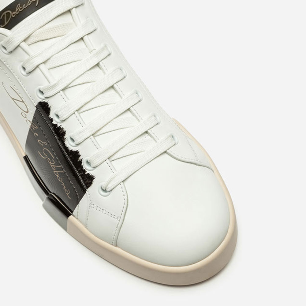Dolce Gabbana Sneakers Ayakkabı Beyaz - 55 #Dolce Gabbana #DolceGabbanaSneakers #Ayakkabı - 2