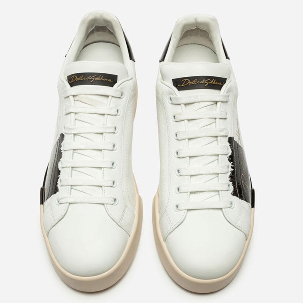 Dolce Gabbana Sneakers Ayakkabı Beyaz - 55 #Dolce Gabbana #DolceGabbanaSneakers #Ayakkabı - 4