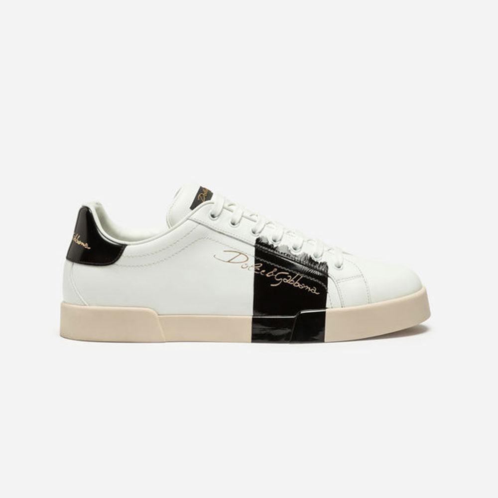 Dolce Gabbana Sneakers Ayakkabı Beyaz - 55 #Dolce Gabbana #DolceGabbanaSneakers #Ayakkabı