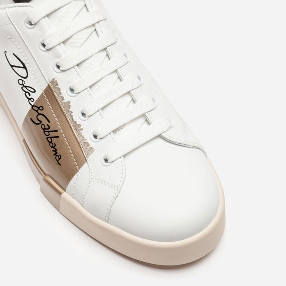 Dolce Gabbana Sneakers Ayakkabı Beyaz - 56 #Dolce Gabbana #DolceGabbanaSneakers #Ayakkabı - 2
