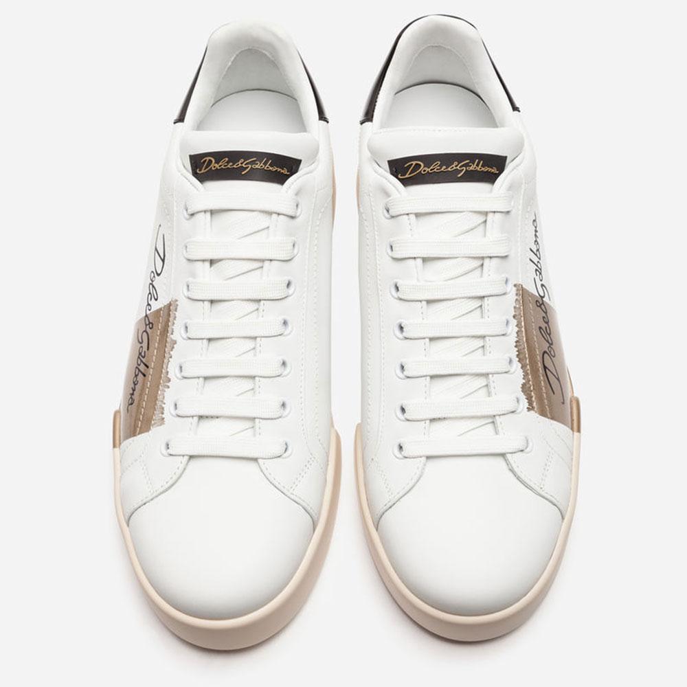 Dolce Gabbana Sneakers Ayakkabı Beyaz - 56 #Dolce Gabbana #DolceGabbanaSneakers #Ayakkabı - 4