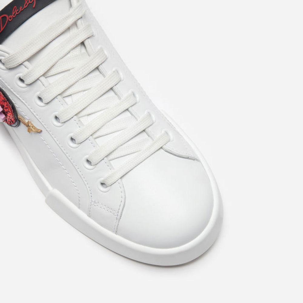 Dolce Gabbana Sneakers Ayakkabı Beyaz - 1 #Dolce Gabbana #DolceGabbanaSneakers #Ayakkabı - 2