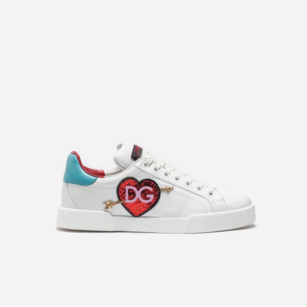 Dolce Gabbana Sneakers Ayakkabı Beyaz - 1 #Dolce Gabbana #DolceGabbanaSneakers #Ayakkabı