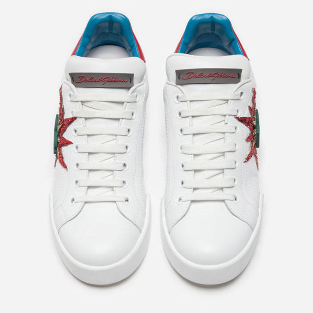 Dolce Gabbana Sneakers Ayakkabı Beyaz - 2 #Dolce Gabbana #DolceGabbanaSneakers #Ayakkabı - 4