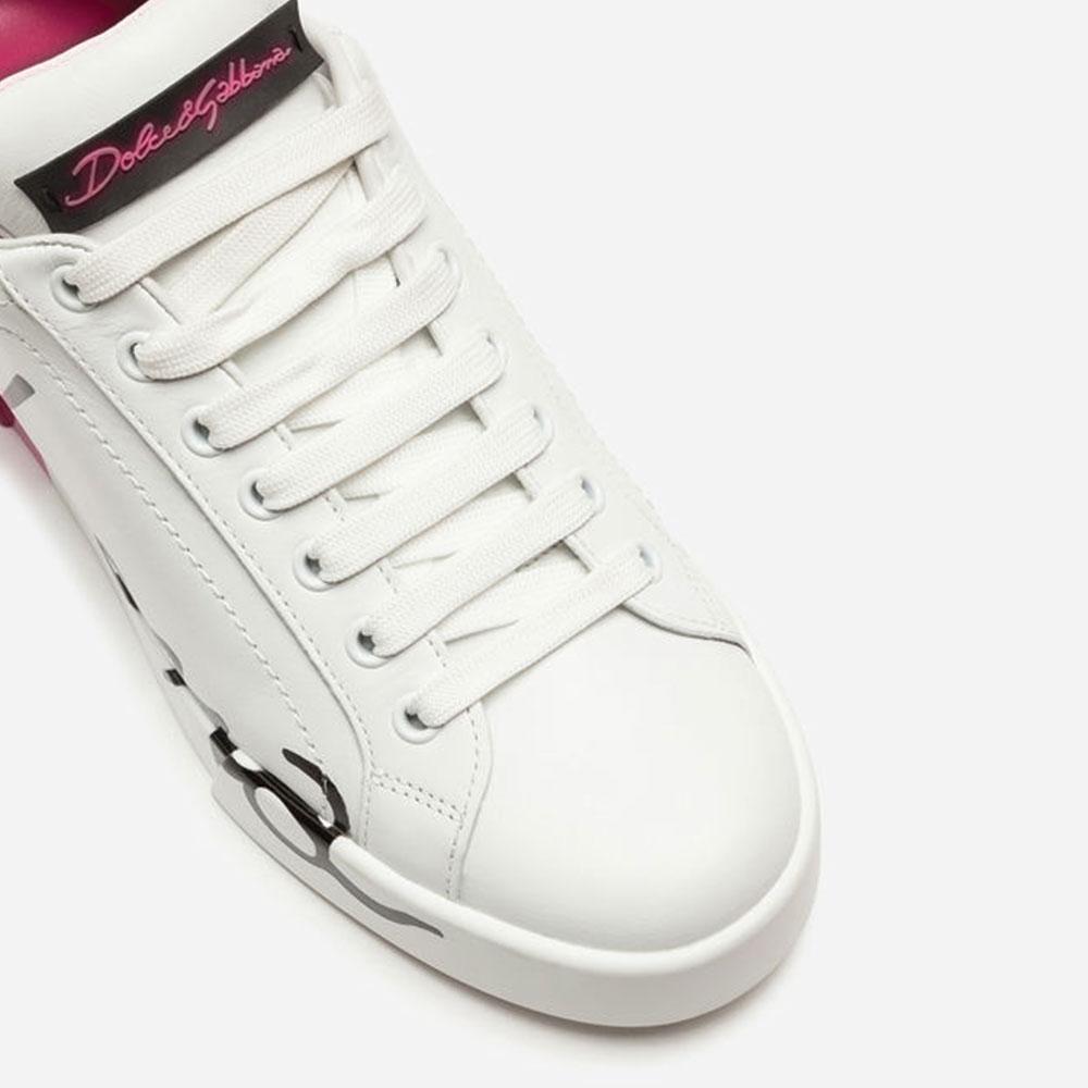 Dolce Gabbana Sneakers Ayakkabı Beyaz - 3 #Dolce Gabbana #DolceGabbanaSneakers #Ayakkabı - 2