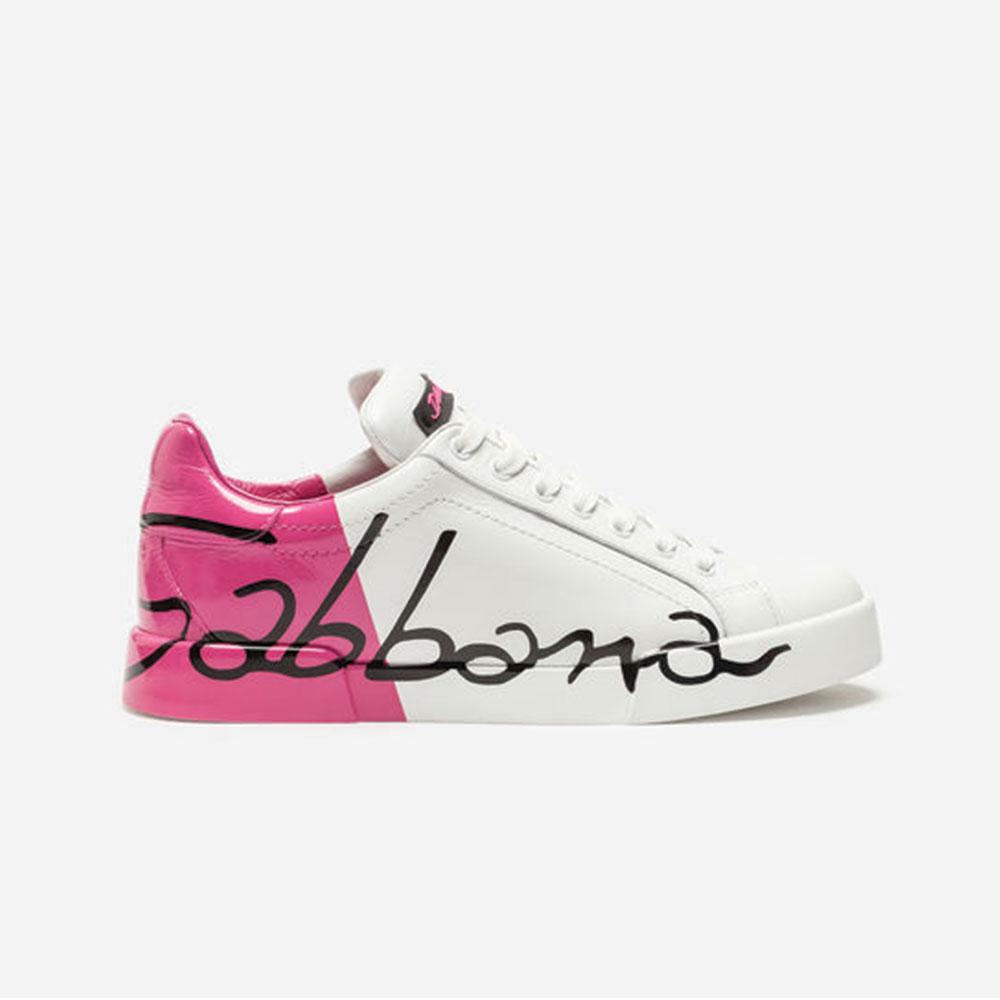 Dolce Gabbana Sneakers Ayakkabı Beyaz - 3 #Dolce Gabbana #DolceGabbanaSneakers #Ayakkabı