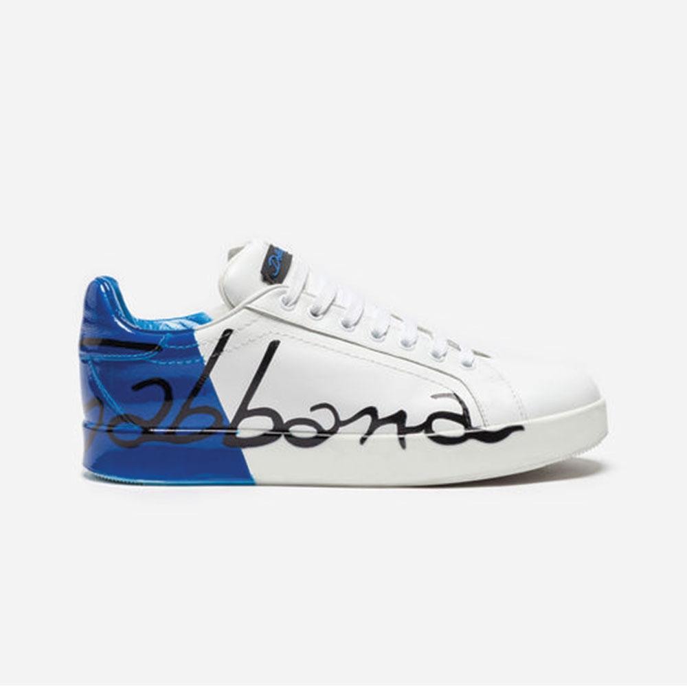 Dolce Gabbana Sneakers Ayakkabı Beyaz - 6 #Dolce Gabbana #DolceGabbanaSneakers #Ayakkabı