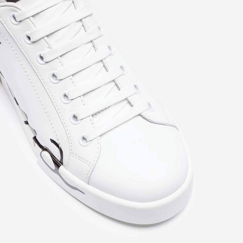 Dolce Gabbana Sneakers Ayakkabı Beyaz - 5 #Dolce Gabbana #DolceGabbanaSneakers #Ayakkabı - 2