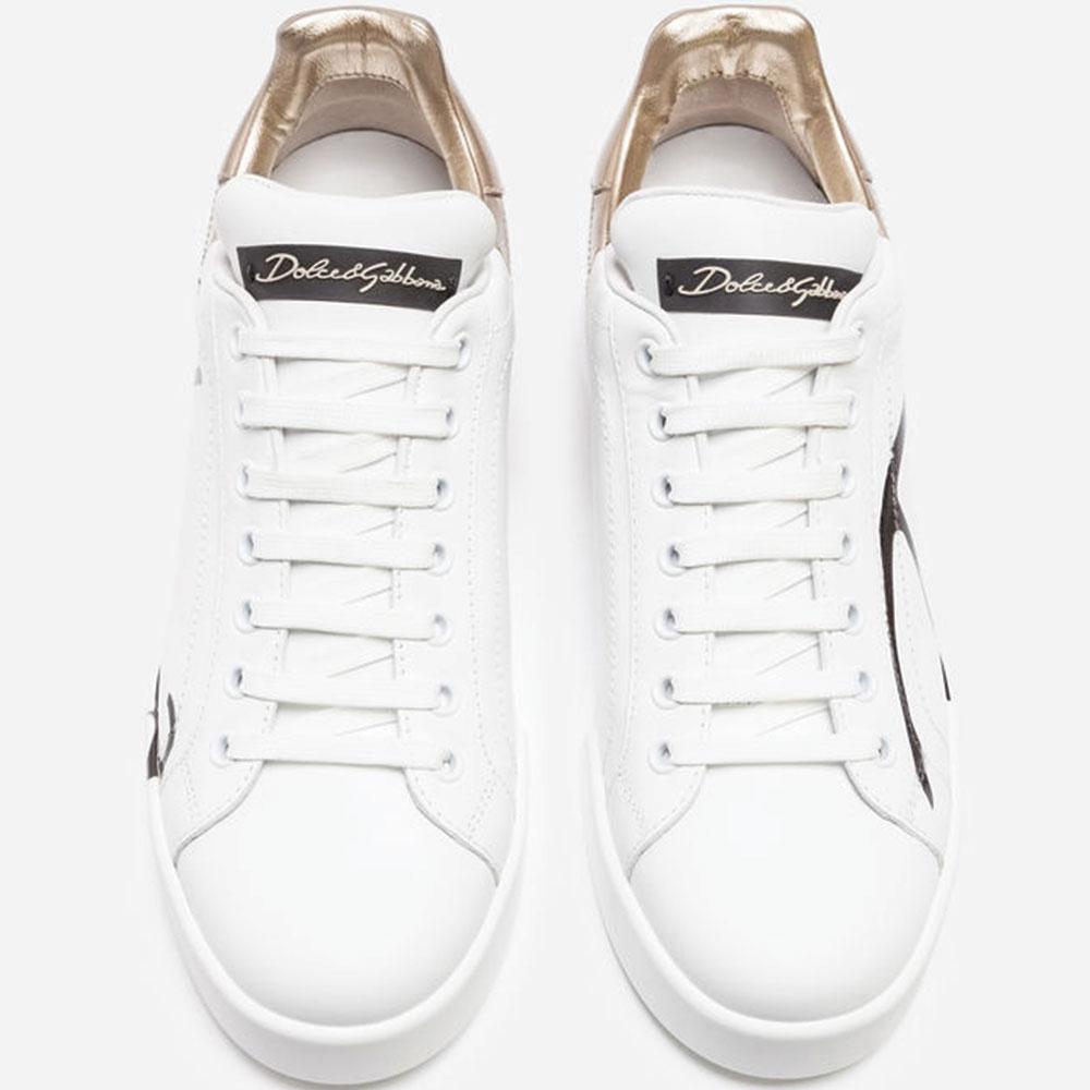 Dolce Gabbana Sneakers Ayakkabı Beyaz - 5 #Dolce Gabbana #DolceGabbanaSneakers #Ayakkabı - 4