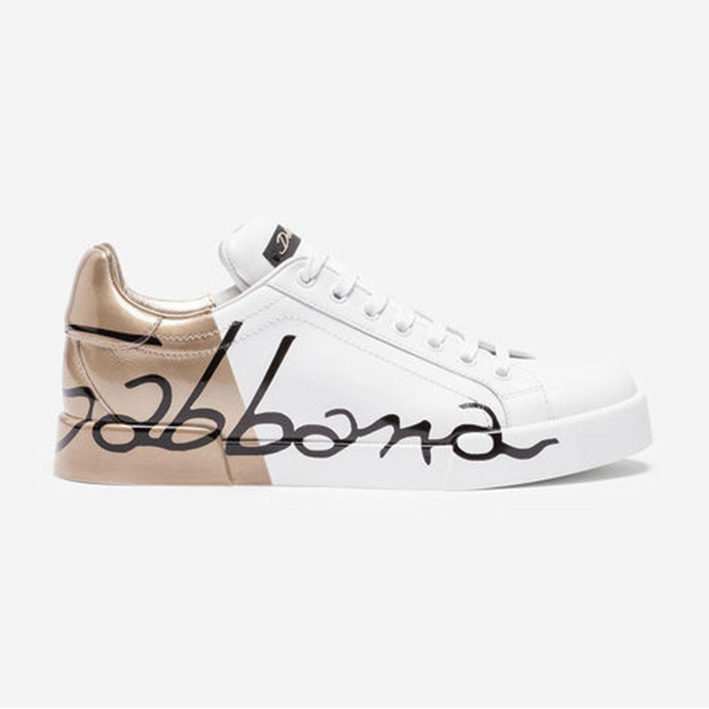 Dolce Gabbana Sneakers Ayakkabı Beyaz - 5 #Dolce Gabbana #DolceGabbanaSneakers #Ayakkabı