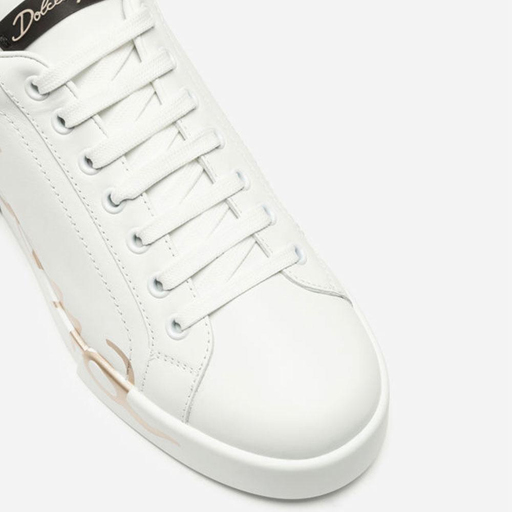 Dolce Gabbana Sneakers Ayakkabı Beyaz - 4 #Dolce Gabbana #DolceGabbanaSneakers #Ayakkabı - 2