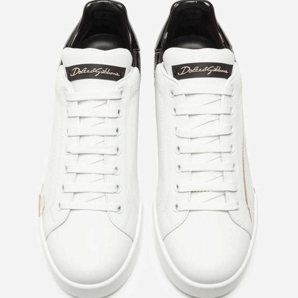Dolce Gabbana Sneakers Ayakkabı Beyaz - 4 #Dolce Gabbana #DolceGabbanaSneakers #Ayakkabı - 4