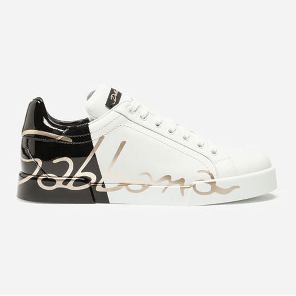 Dolce Gabbana Sneakers Ayakkabı Beyaz - 4 #Dolce Gabbana #DolceGabbanaSneakers #Ayakkabı