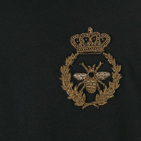 Dolce Gabbana Tişört Crown Siyah #DolceGabbana #Tişört #DolceGabbanaTişört #Erkek #DolceGabbanaCrown #Crown