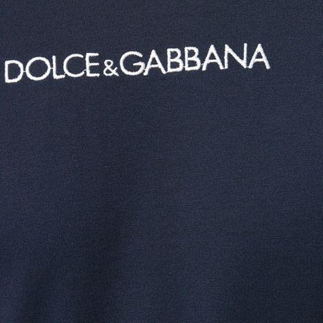Dolce Gabbana Tişört Slogan Lacivert #DolceGabbana #Tişört #DolceGabbanaTişört #Erkek #DolceGabbanaSlogan #Slogan