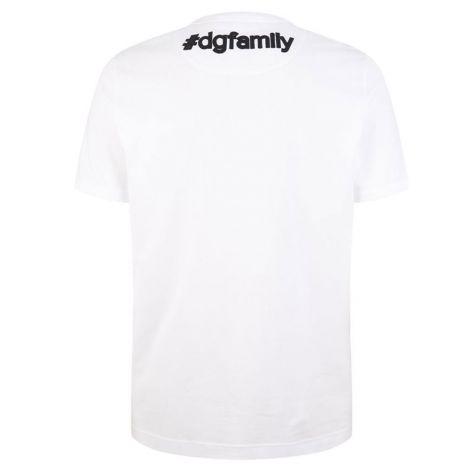 Dolce Gabbana Tişört Musical Beyaz #DolceGabbana #Tişört #DolceGabbanaTişört #Erkek #DolceGabbanaMusical #Musical