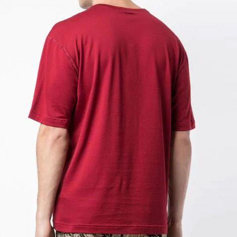Dolce Gabbana Tişört Logo Kırmızı #DolceGabbana #Tişört #DolceGabbanaTişört #Erkek #DolceGabbanaLogo #Logo