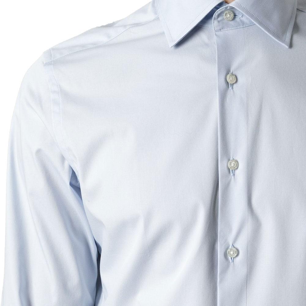 Etro Pointed Gömlek Mavi - 3 #Etro #EtroPointed #Gömlek - 2