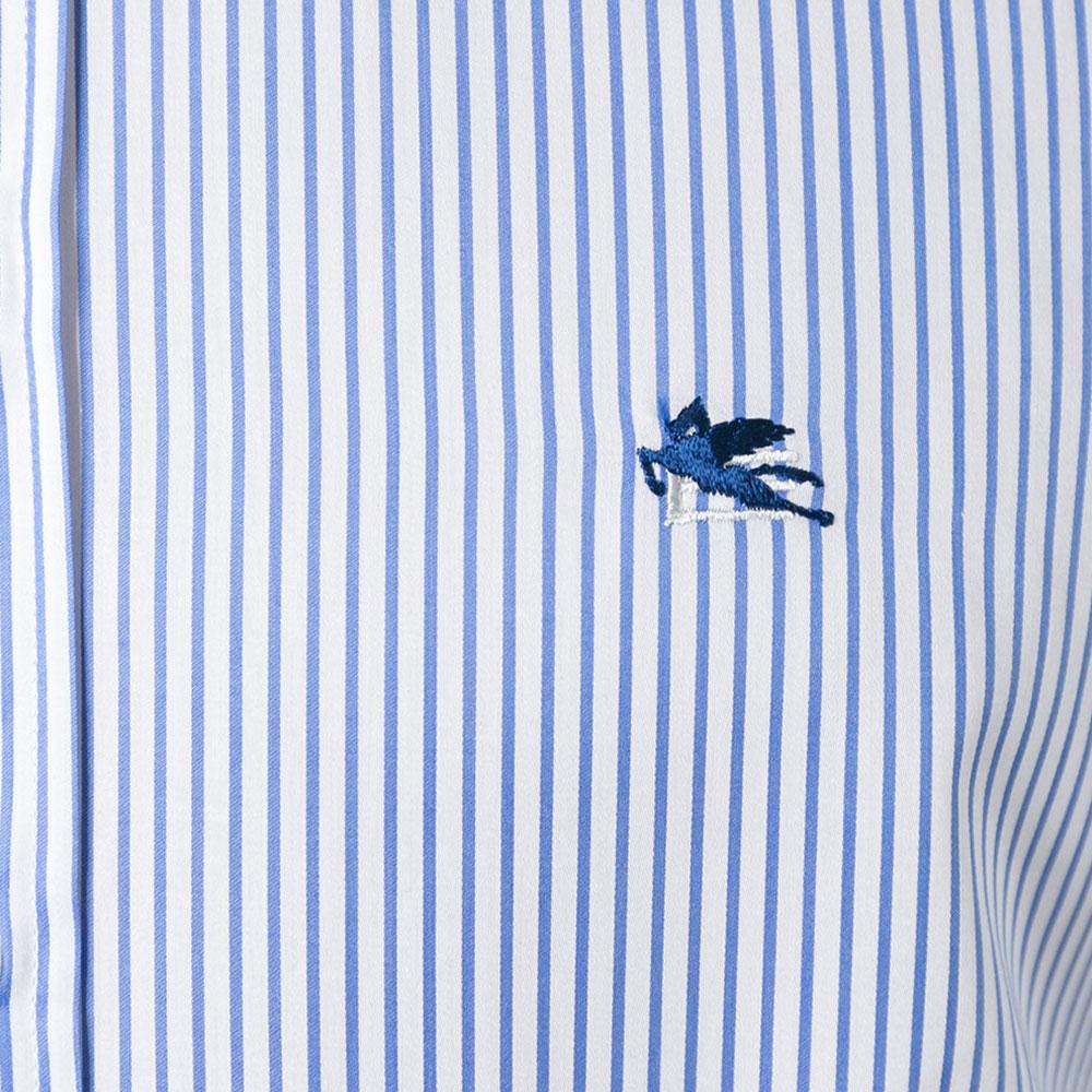 Etro Striped Gömlek Beyaz - 1 #Etro #EtroStriped #Gömlek - 2