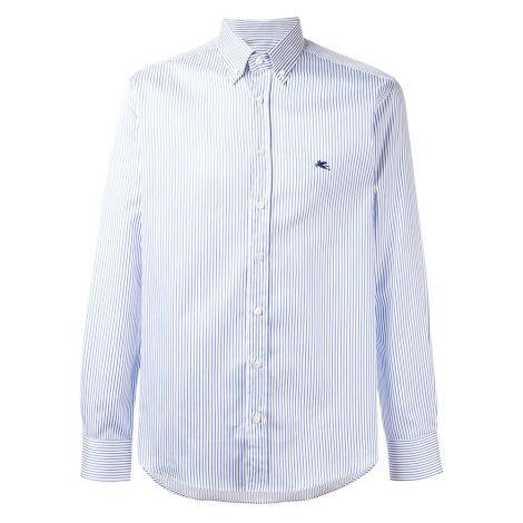 Etro Gömlek Striped Beyaz #Etro #Gömlek #EtroGömlek #Erkek #EtroStriped #Striped
