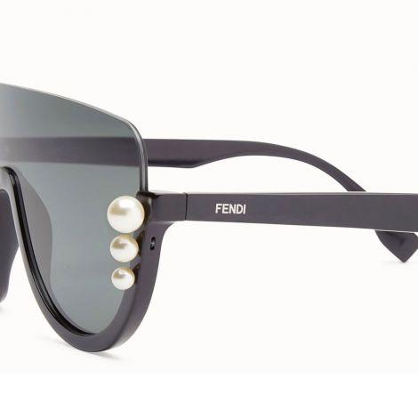 Fendi Gözlük Ribbons Pearls Siyah #Fendi #Gözlük #FendiGözlük #Kadın #FendiRibbons Pearls #Ribbons Pearls