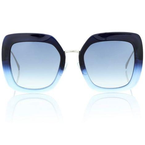 Fendi Gözlük Tropical Mavi #Fendi #Gözlük #FendiGözlük #Kadın #FendiTropical #Tropical