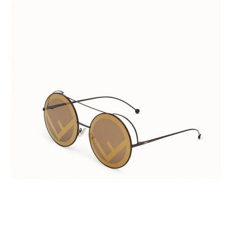 Fendi Gözlük Run Away Kahverengi #Fendi #Gözlük #FendiGözlük #Kadın #FendiRun Away #Run Away