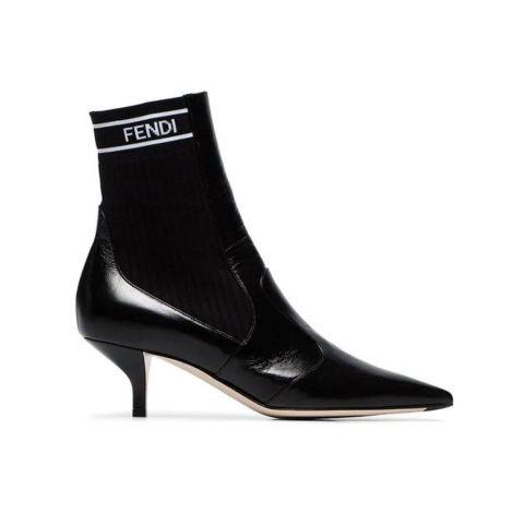 Fendi Ayakkabı Logo Siyah #Fendi #Ayakkabı #FendiAyakkabı #Kadın #FendiLogo #Logo