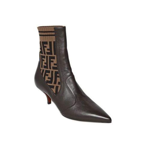 Fendi Ayakkabı FF Siyah #Fendi #Ayakkabı #FendiAyakkabı #Kadın #FendiFF #FF