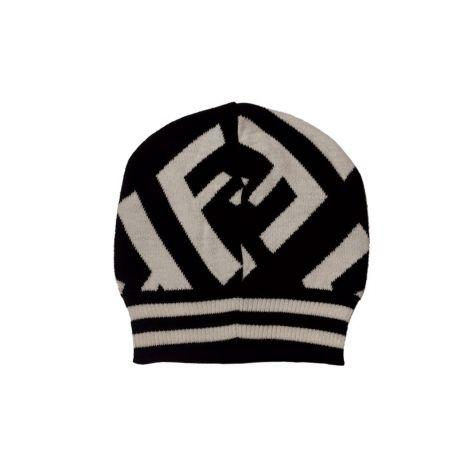 Fendi Atkı Bere FF Siyah #Fendi #Sweatshirt #FendiSweatshirt #Kadın #FendiFF #FF