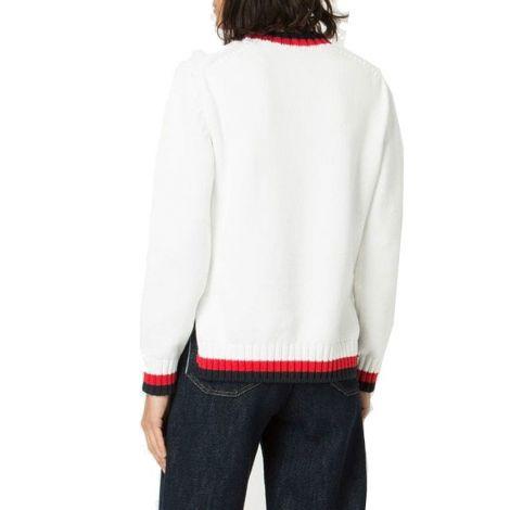 Fendi Sweatshirt Logo Beyaz #Fendi #Sweatshirt #FendiSweatshirt #Kadın #FendiLogo #Logo