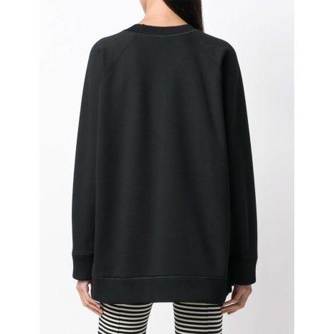 Fendi Sweatshirt FF Siyah #Fendi #Sweatshirt #FendiSweatshirt #Kadın #FendiFF #FF