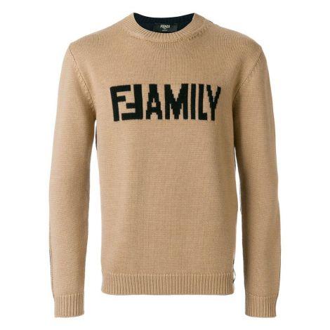 Fendi Kazak Family Krem #Fendi #Kazak #FendiKazak #Kadın #FendiFamily #Family