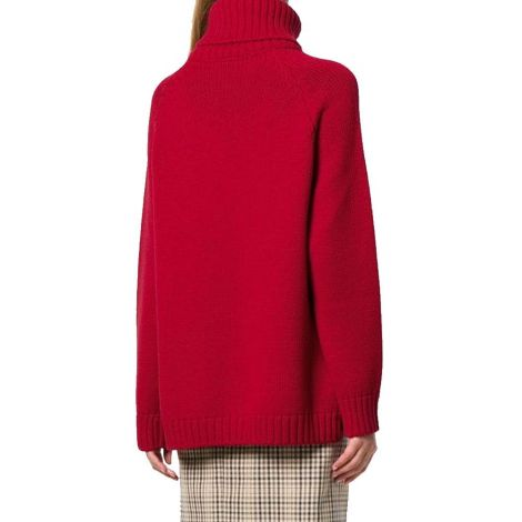 Fendi Sweatshirt Logo Kırmızı #Fendi #Sweatshirt #FendiSweatshirt #Kadın #FendiLogo #Logo