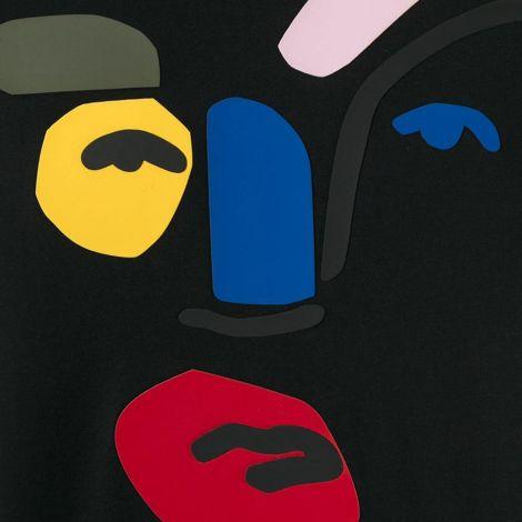 Fendi Tişört Face Siyah #Fendi #Tişört #FendiTişört #Erkek #FendiFace #Face