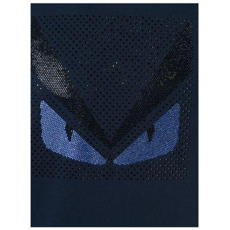 Fendi Tişört Bag Bugs Lacivert #Fendi #Tişört #FendiTişört #Erkek #FendiBag Bugs #Bag Bugs