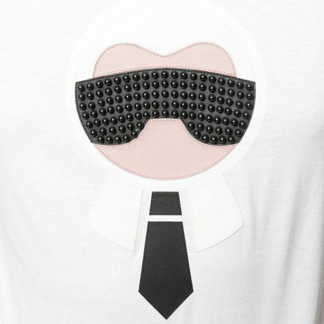 Fendi Tişört Karl Beyaz #Fendi #Tişört #FendiTişört #Erkek #FendiKarl #Karl