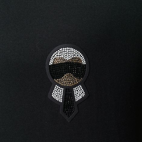 Fendi Tişört Karlito Siyah #Fendi #Tişört #FendiTişört #Erkek #FendiKarlito #Karlito