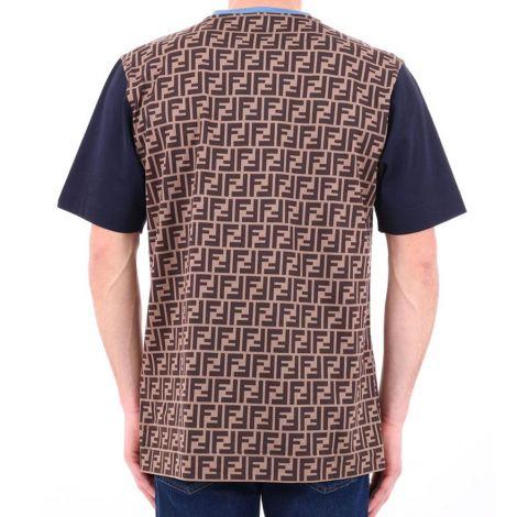 Fendi Tişört Mania Kahverengi #Fendi #Tişört #FendiTişört #Erkek #FendiMania #Mania