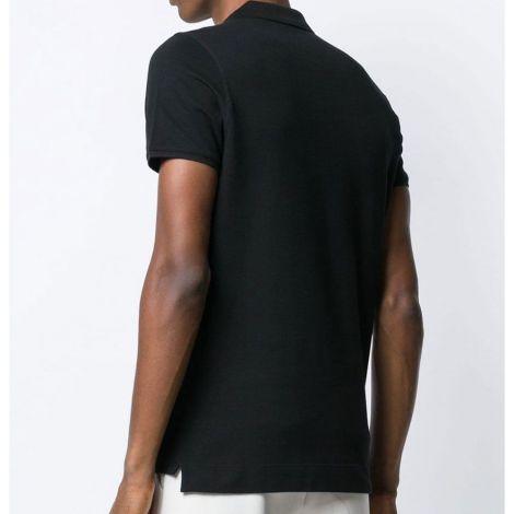Fendi Tişört Polo Siyah #Fendi #Tişört #FendiTişört #Erkek #FendiPolo #Polo