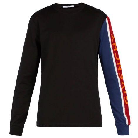 Givenchy Sweatshirt Jersey Siyah #Givenchy #Sweatshirt #GivenchySweatshirt #Erkek #GivenchyJersey #Jersey
