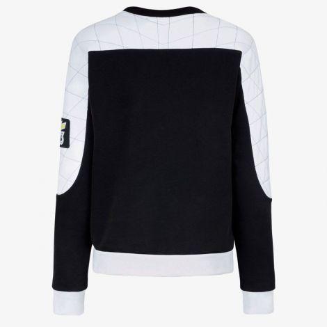 Givenchy Sweatshirt Biker Lacivert #Givenchy #Sweatshirt #GivenchySweatshirt #Erkek #GivenchyBiker #Biker