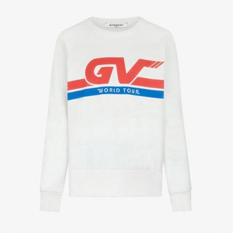 Givenchy Sweatshirt Motocross Beyaz #Givenchy #Sweatshirt #GivenchySweatshirt #Erkek #GivenchyMotocross #Motocross