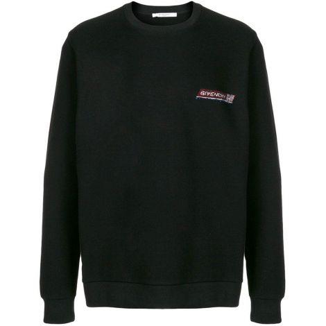 Givenchy Sweatshirt Sequin Siyah #Givenchy #Sweatshirt #GivenchySweatshirt #Erkek #GivenchySequin #Sequin