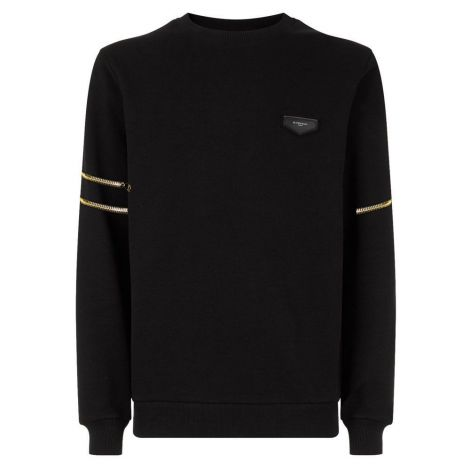 Givenchy Sweatshirt Detailed Siyah #Givenchy #Sweatshirt #GivenchySweatshirt #Erkek #GivenchyDetailed #Detailed