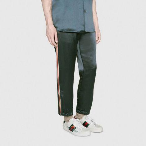 Gucci Ayakkabı Band Beyaz - Gucci Ayakkabi 2020 Erkek Ace Sneaker With Gucci Band Beyaz