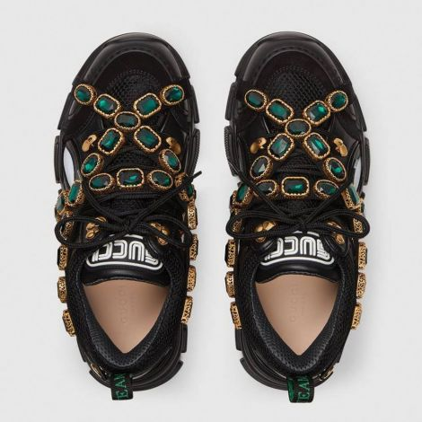 Gucci Ayakkabı Flashtrek Siyah #Gucci #Ayakkabı #GucciAyakkabı #Kadın #GucciFlashtrek #Flashtrek