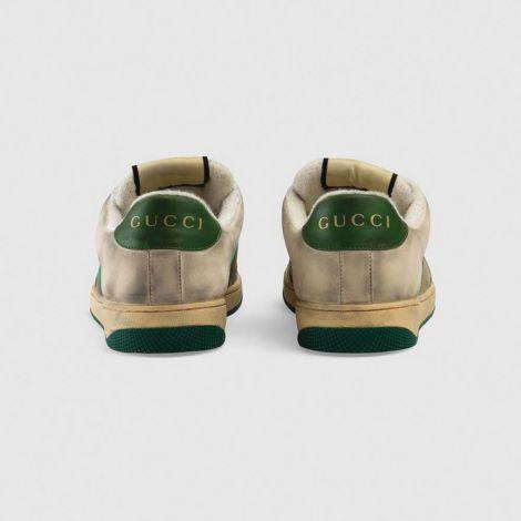 Gucci Ayakkabı Screener Bej - Gucci Ayakkabi Erkek 2020 Screener Gg Sneaker Bej